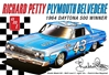 Richard Petty 1964 Plymouth Belvedere (1/25) (fs)