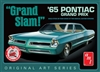 "1965 Pontiac ""Grand Slam"" Grand Prix (3 'n 1) Stock or 2 Radical Customs (1/25) (fs) Damaged Box"