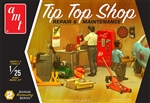 Tip Top Shop Garage Accessory Set #2 (1/25) (fs)