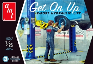 Get On Up Garage Accessory Set #3 (1/25) (fs)