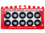 "Big Rig Truck and Trailer Tire Parts Pack (1/25) (fs) <br><span style=""color: rgb(255, 0, 0);"">Just Arrived</span>"