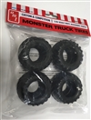 "Monster Truck Tires Parts Pack (1/25) (fs) <br><span style=""color: rgb(255, 0, 0);"">September, 2019</span>"