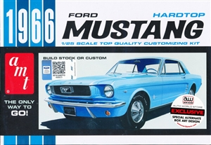 1966 Ford Mustang Hardtop (2 'n 1) Limited (1 of 504) (1/25) (fs)