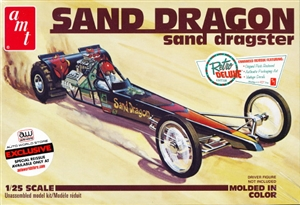 "Sand Dragon ""sand dragster"" (1/25) (fs) Limited Exclusive (1 of 500)"