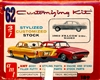 1962 Ford Falcon Hardtop 'Display Case Box' (3 'n 1) Stock, Custom or Stylized (1/25)