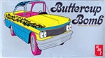 1960 Pontiac Bonneville  'Buttercup Bomb' Flower Power Series (1/25)