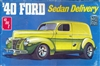 1940 Ford Sedan Delivery (2 'n 1) Stock or Street Rod (1/25) (fs)