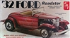 1932 Ford Roadster Model B (2 'n 1) Stock or Street (1/25) (fs)