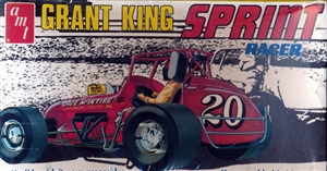 1970s Grant King Sprint Car (1/25) (fs) Original Issue