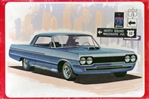 1964 Chevy Impala SS Super Street Road (3 'n 1) Stock, Custom or Racing (1/25)
