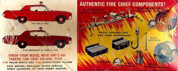 1970 Chevy Impala Fire Chief 1 25