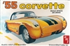 1955 Corvette Stock V-8 (2 'n 1) Stock or Drag (1/25) (fs) MINT  1976 First Issue