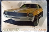1968 AMC AMX Javelin (3 'n 1) Stock, Custom or Funny Car (1/25) (fs) MINT