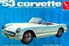 1953 Corvette Roadster  (2 'n 1) Stock or Custom (1/25)