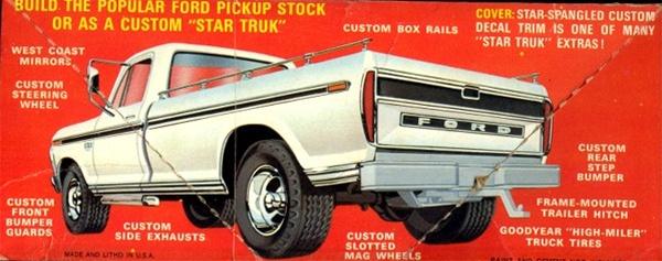 1976 Ford F 350 Ranger Pickup 2 N 1 Stock Or Quot Star Truk