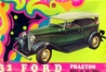 1932 Ford Phaeton Trophy Series (3 'n 1) c. 1969 original (1/25)
