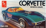 1972 Chevy Corvette 'Wringin' Vette' Sting Ray Coupe (1/25) (fs)