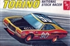 1972 Ford Torino Grand National Stock Racer (1/25) (fs) MINT