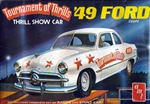 1949 Ford Coupe Club Coupe 'Tournament of Thrills' Show Car (1/25) (si)