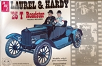 1925 Ford T Roadster 'Laurel & Hardy' (1/25) (fs)