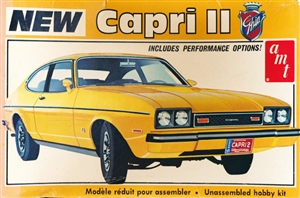 1976 Mercury Capri II Ghia Sports Coupe (2 'n 1) Stock or Cafe Racer (1/25) (fs) MINT