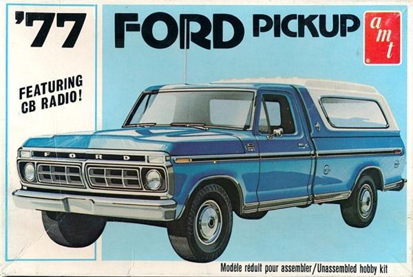 Ford Model Car Kit