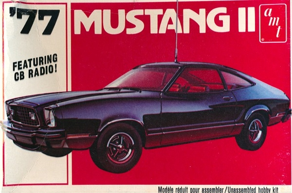 Aftermarket Mustang Parts >> 1977 Ford Mustang II (1/25) (fs)