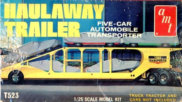 Haulaway Five Car Auto Transporter 1 25 Fs