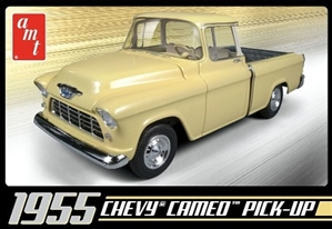 1955 Chevy Cameo Pickup (1/25) (si)