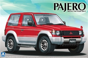 "Mitsubishi Pajero XR-II (1/24)<br><span style=""color: rgb(255, 0, 0);"">Just Arrived</span>"
