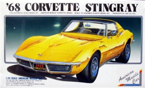1968 Chevy Corvette Stingray (1/24) (fs)