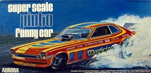 1974 Ford Pinto 'Super Scale Phantom or Magician' Funny Car (1/16) (fs)