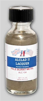 Alclad II  Burnt Metal Exhaust Lacquer for Plastic (1-oz bottle)