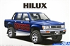 "1994 Toyota LN107 Hilux Double Cab 4WD Pickup Truck(1/24) (fs) <br><span style=""color: rgb(255, 0, 0);"">Just Arrived</span>"