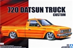 "1982 Nissan 720 Datsun Custom Pickup Truck (1/24) (fs) <br><span style=""color: rgb(255, 0, 0);"">Back in Stock</span>"