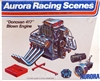 Donovan 417 Blown Engine 'Aurora Racing Scenes' (1/16) (fs) MINT