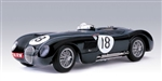 1953 Jaguar C-Type #18 'Le Mans Winner' (1/18) (fs)