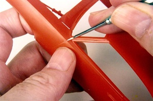Bare-Metal Panel Scriber