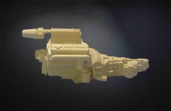 Chevy 350 Small Block LT1 Engine Kit (1/25) (fs)