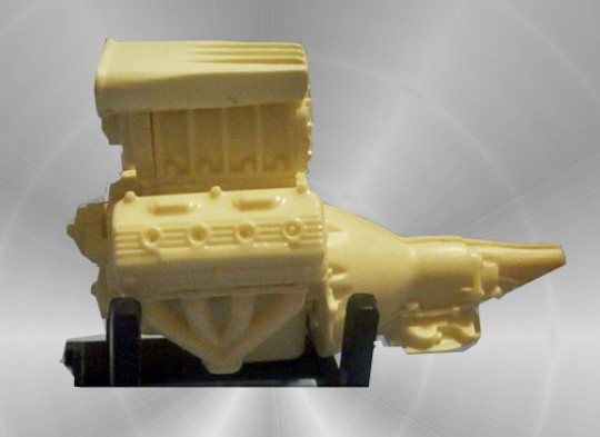 Hemi 392 with Blower Engine Kit (1/25) (fs)