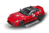 Carrera 2009 Ferrari 599xx 'Geneva Motorshow No. 3' Digital Slot Car (1/24) (fs)