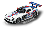 Carrera 2014 Mercedes-Benz SLS AMG GT3 'Martini No. 33' 12H Zandvoort Digital Slot Car (1/24) (fs)