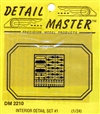 Detail Master Interior Detail Set #1 for 1/24 & 1/25