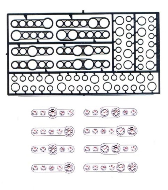 1 25 Scale Model Car Decals Wiring Diagram And Fuse Box