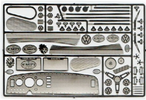 Detail Master Super Bug Photo Etch Set for AMT Kit (1:25)