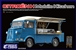 "Citroen Type H Mobile Kitchen "" Food Truck"" (1/24) (fs)"