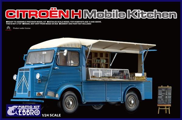 18ffaf3f4141c1 Citroen Type H Mobile Kitchen