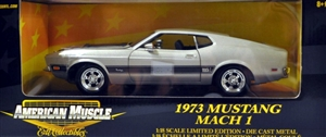 1973 Ford Mustang Mach 1 Diecast (1/18) (fs)