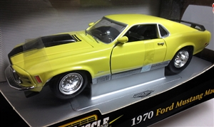 1970 Ford Mustang Mach I  (1/18) (fs) Limited Edition Premium Diecast (1 of 1600)