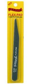 "Flexifile 320 Grit ""Fine"" Angle Cut Sanding Stick (Wet or Dry)"
